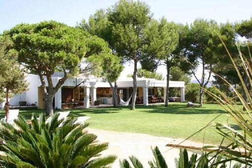 Villa in Sa Caleta