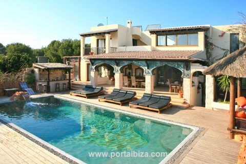 villa ibiza kaufen villen von porta ibiza. Black Bedroom Furniture Sets. Home Design Ideas
