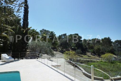 landscape-Cala-Vadella-villa