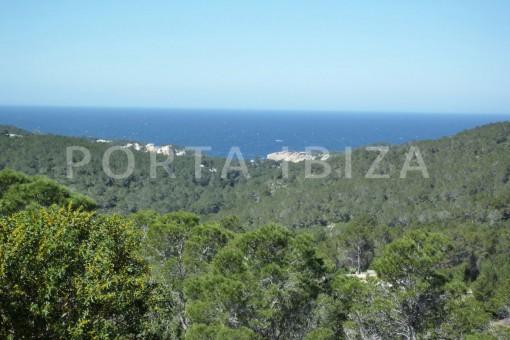 view-Cala-Vadella-villa