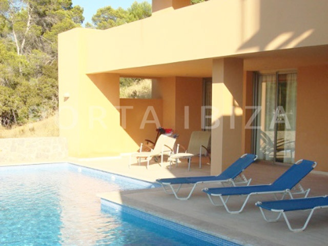 pool area-duplex-carla carbo-ibiza