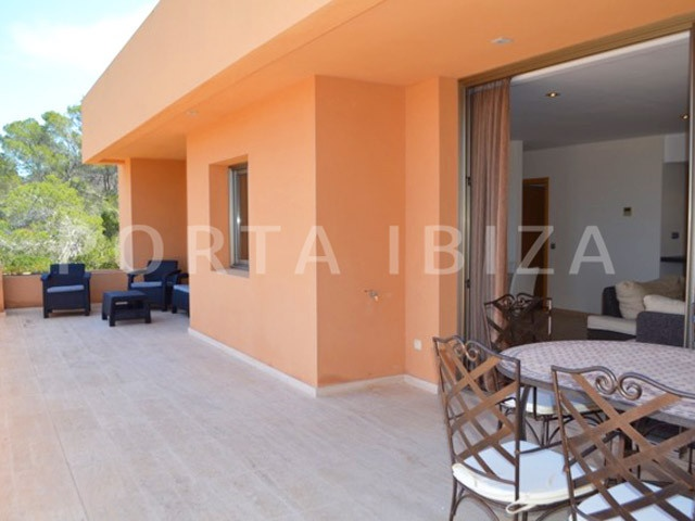 terrace area-duplex-carla carbo-ibiza
