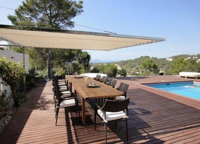 villa-cala-vadella-dinner-pool