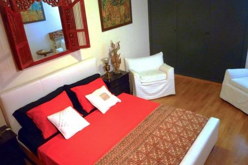 bedroom2-port-Ibiza-apartment