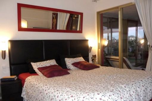 bedroom4-port-Ibiza-apartment