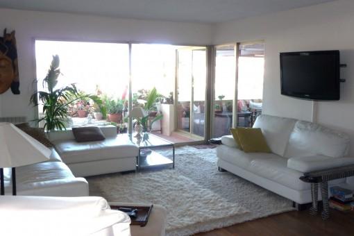 livingroom-port-Ibiza-apartment