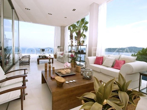 outdoor livingroom-marvelous villa-ibiza-unique seaview
