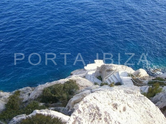 sea access-marvelous villa-ibiza-unique seaview