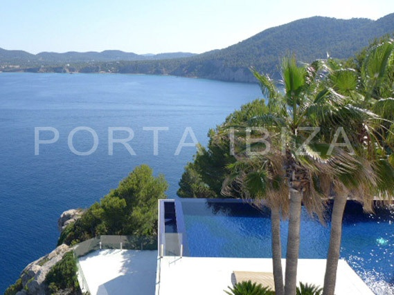 unique seaview-pool-marvelous villa-ibizajpg