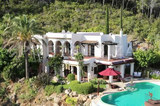 Beeindruckendes Anwesen im marokkanischen Stil bei San Carlos
