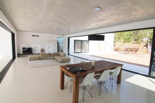 Chillout & Living-San-Juan-Garten-Pool-Villa