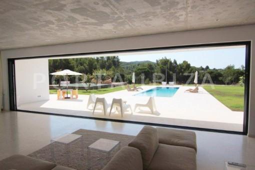 Living & Chill-San-Juan-Garten-Pool-Villa