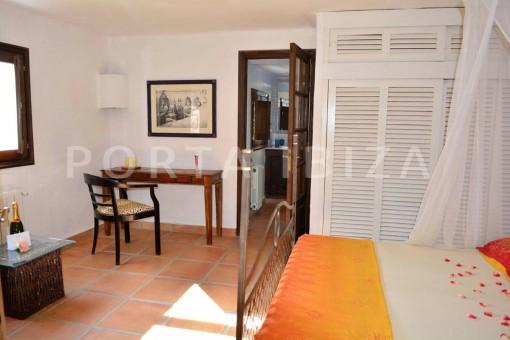 bedroom-villa-Santa Gertrudis