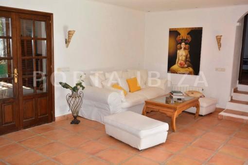 living-villa-Santa Gertrudis