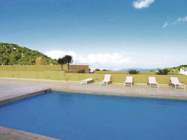 ibiza-cala carbó-apartment-pool