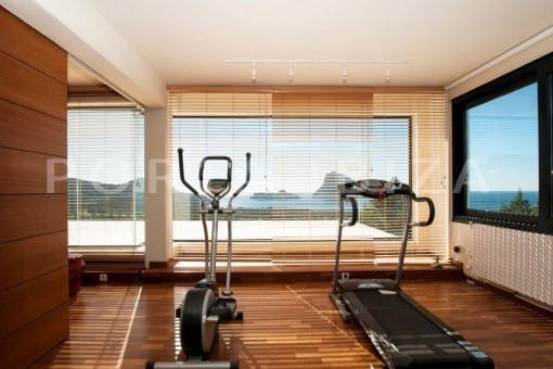fitness-fantastic villa-es vedra-ibiza