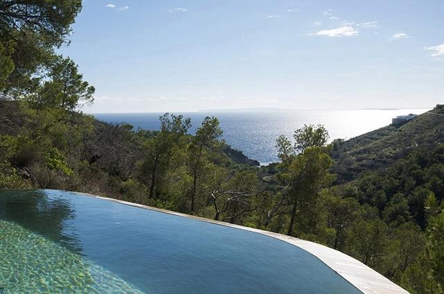 Wunderschöne moderne Villa bei Cala Olivera...