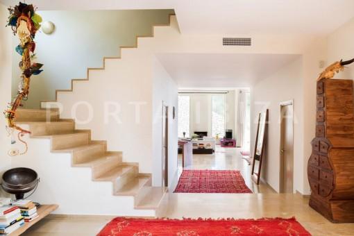 living-wonderful villa-seaview-roca llisa