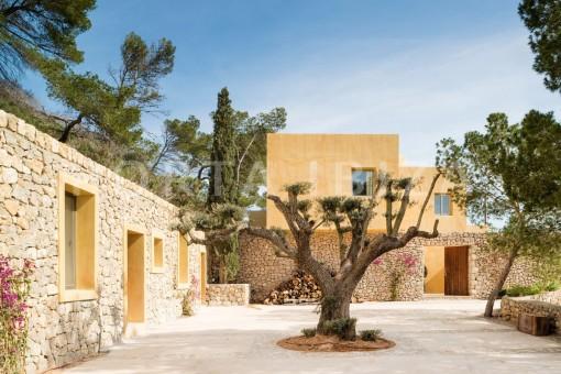 wonderful villa-seaview-roca llisa