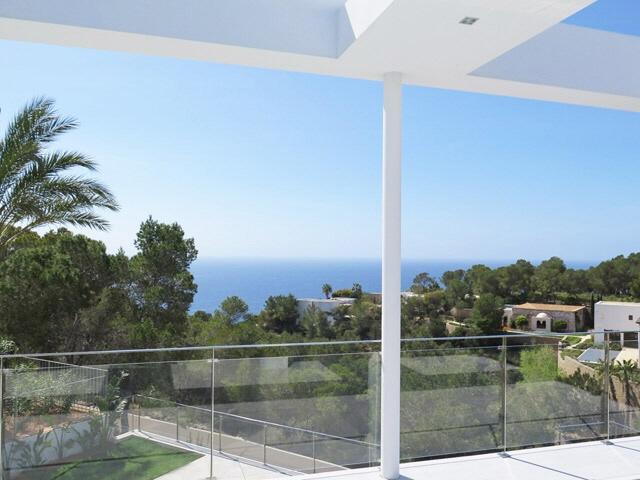 Meeerblick-Pool-Terrasse-Modern-Villa-Vista Alegre-Es Cubells