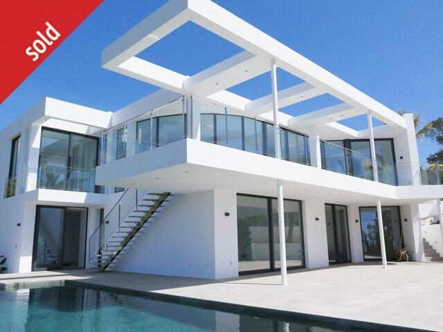 Fantastische Villa in Vista Alegre mit atemberaubenden Blick