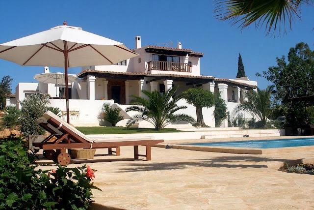 Santa Eularia-wunderbare Villa-Pool