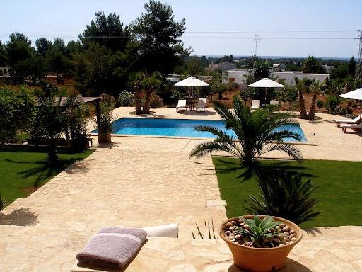 Pool-Santa Eularia-wunderbare Villa