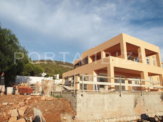 Schöne Duplexwohnung  in Calo d'en  Real mit fantastischem Meerblick und eigenem Pool