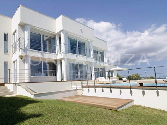 modern villa-ibiza-marvelous seaview