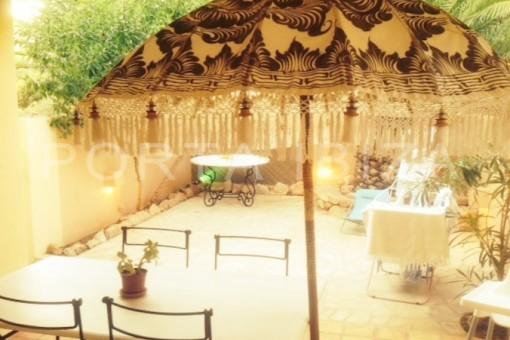 terrace and patio-calo den real-ibiza-eivissa