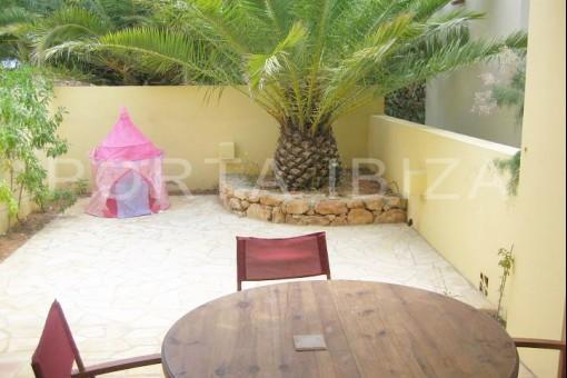 terrace and patio-calo den real-ibiza