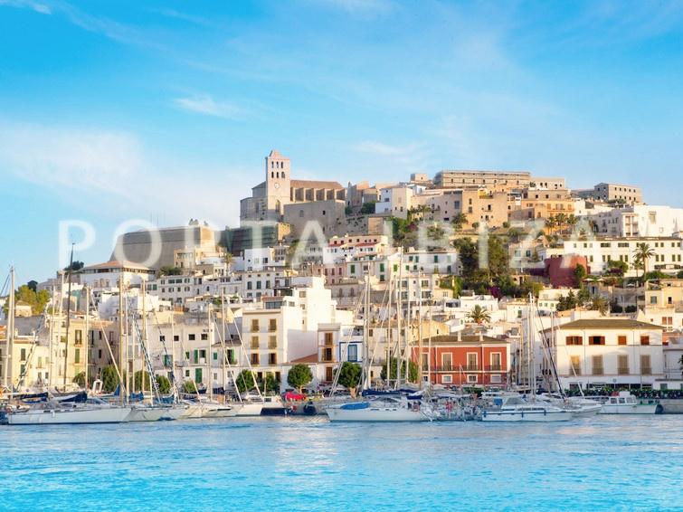 Fantastische Villa inmitten Ibiza Dalt Vila