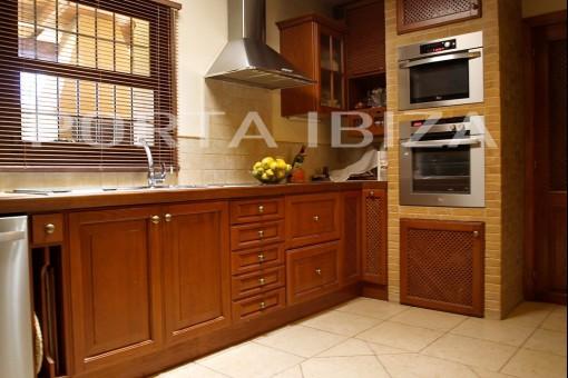 san jose house kitchen