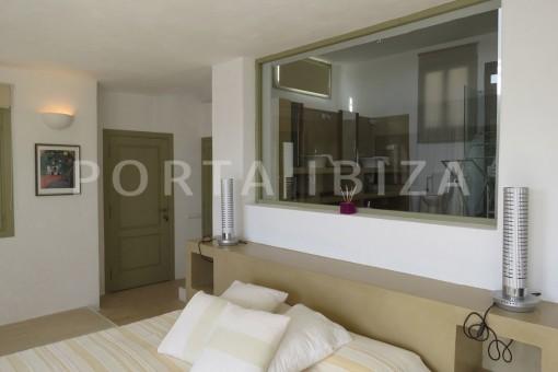 master bedroom-marvelous villa-es cubells
