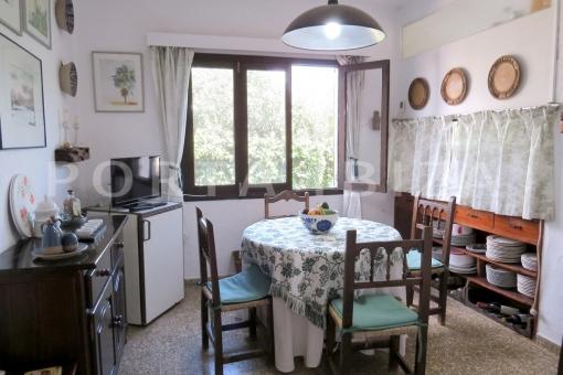 dinner-charming house-santa eularia