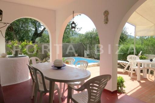 relax terraces-charming house-santa eularia