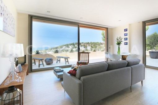 livingroom-apartment-cala carbó
