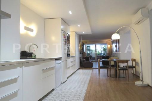 wonderful apartment- Botafoch-Ibiza