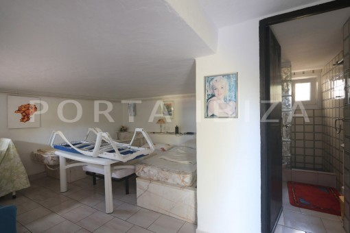 apartment mainhouse-san carlos-ibiza