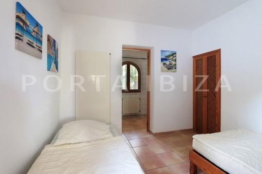 bedroom2 guesthouse-san carlos-ibiza