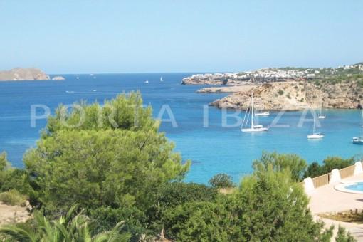 marvelous view-villa-cala tarida