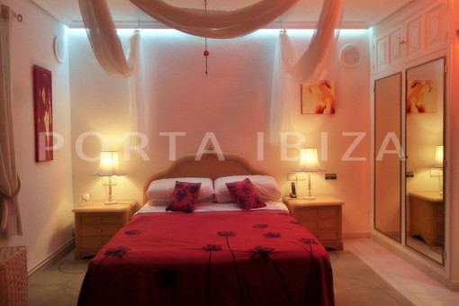 bedroom2-spacious villa-sa carroca-ibiza