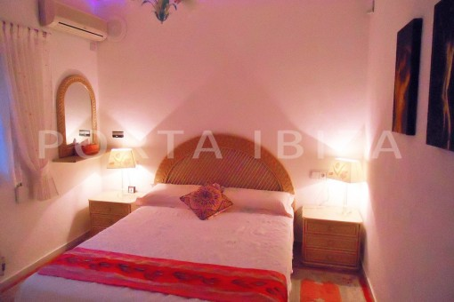 bedroom3-spacious villa-sa carroca-ibiza