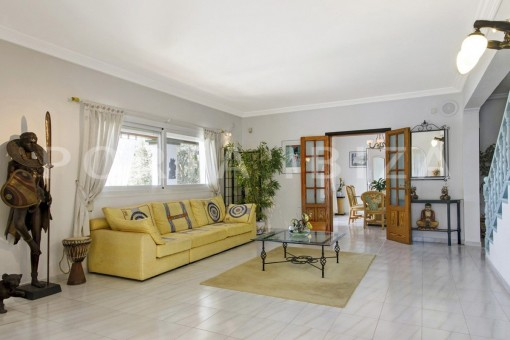 living-spacious villa-sa carroca-ibiza