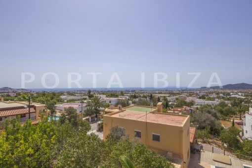 sea view-spacious villa-sa carroca-ibiza