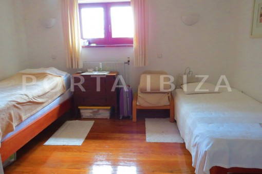 bedroom2-charming house-san augustin-benimussa valley