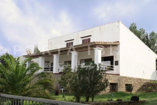 Charmantes Haus zwischen San Augustin und Benimussa -Tal