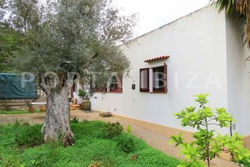 chillout & garden-charming house-san augustin-benimussa valley