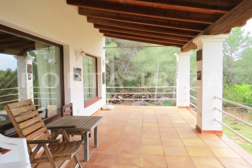 relax terrace-charming house-san augustin-benimussa valley