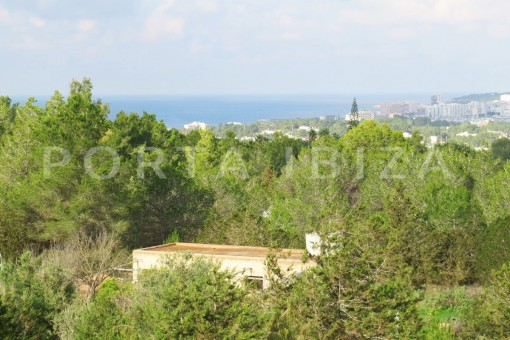 view-charming house-san augustin-benimussa valley